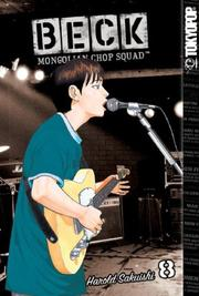 Cover of: BECK:Mongolian Chop Squad Volume 8