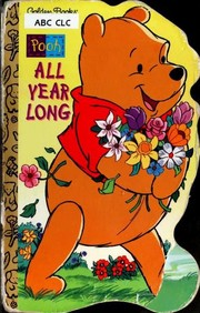 Cover of: All Year Long | Walt Disney Enterprises