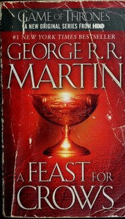 Cover of: A feast for crows | George R.R. Martin