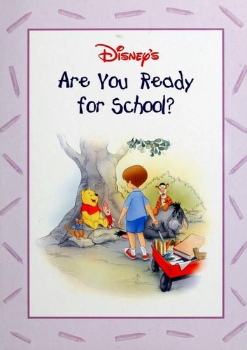 Disney's Are You Ready for School? by Walt Disney Company