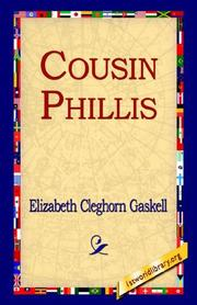 Cover of: Cousin Phillis | Elizabeth Cleghorn Gaskell