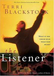 Cover of: The Listener: What if you could hear what God hears?