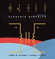 Cover of: Electric circuits