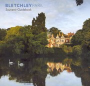 Cover of: Bletchley Park Souvenir Guidebook |
