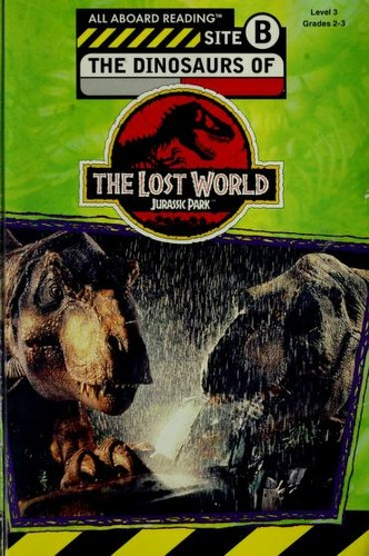 The dinosaurs of The Lost World, Jurassic Park (1997 edition