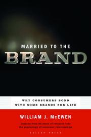 Cover of: Married to the Brand