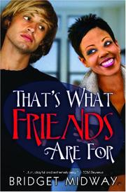 Cover of: Thats What Friends Are For