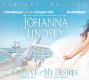 Cover of: Captive of My Desires (Malory Family) | Johanna Lindsey