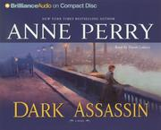 Cover of: Dark Assassin (William Monk)