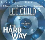 Cover of: Hard Way, The (Jack Reacher) | Lee Child