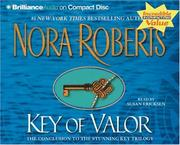 Cover of: Key of Valor (Key Trilogy) |