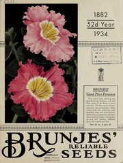 Cover of: Brunjes