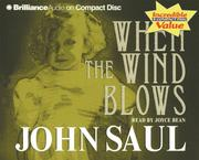 Cover of: When the Wind Blows (Saul, John)