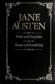 Cover of: Pride and Prejudice / Sense and Sensibility