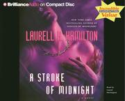 Cover of: Stroke of Midnight, A (Meredith Gentry) | Laurell K. Hamilton