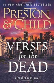 Cover of: Verses for the Dead (Agent Pendergast series)
