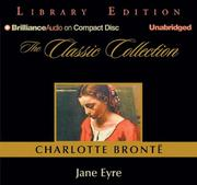 Cover of: Jane Eyre (The Cassic Collection) | Charlotte BrontГ«