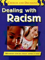 Cover of: Dealing with racism
