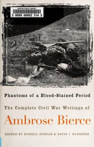 Phantoms of a Blood-Stained Period by Ambrose Bierce