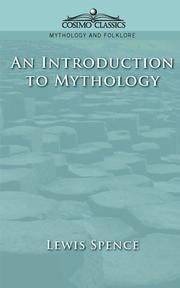 Cover of: An Introduction to Mythology