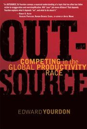 Cover of: OUTSOURCE