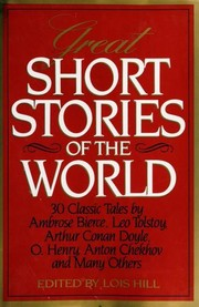 Cover of: Great Short Stories of the World: 30 Classic Tales