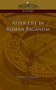 Cover of: After Life in Roman Paganism