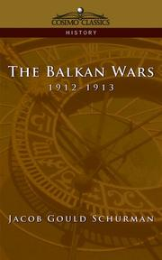 Cover of: The Balkan Wars