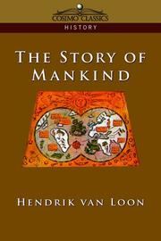 Cover of: The Story of Mankind (Cosimo Classics History)