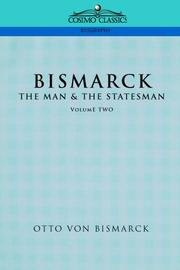 Cover of: Bismarck