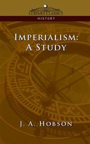 Imperialism by Hobson, J. A.