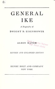 Cover of: General Ike