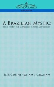 Cover of: A Brazilian Mystic