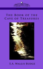 Cover of: Book of the Cave of Treasures