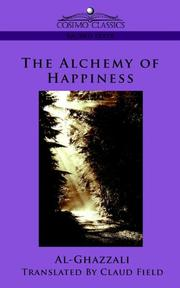 Cover of: The Alchemy of Happiness