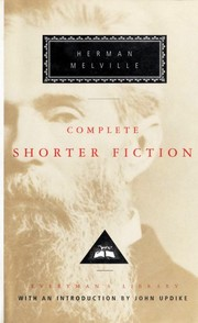 Cover of: The Complete Shorter Fiction