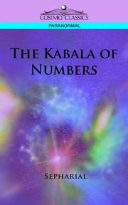 Cover of: The kabala of numbers