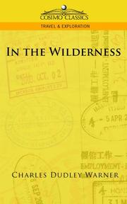 Cover of: In the Wilderness