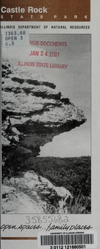 Cover of: Castle Rock State Park | Illinois. Department of Natural Resources