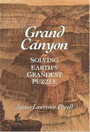 Grand Canyon by James Lawrence Powell