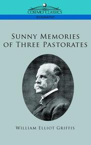 Cover of: Sunny Memories of Three Pastorates
