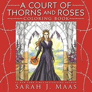 Cover of: A Court of Thorns and Roses Coloring Book