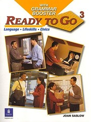 Cover of: Ready to Go 3 with Grammar Booster Teacher's Edition