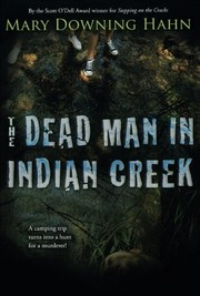 Cover of: The dead man in Indian Creek