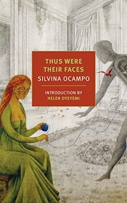 Cover of: Thus Were Their Faces: Selected Stories (NYRB Classics) | Silvina Ocampo