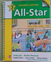 Cover of: All-Star 3 Teacher's Edition