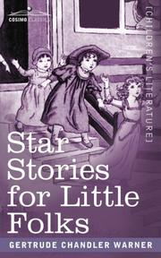Cover of: Star Stories for Little Folks