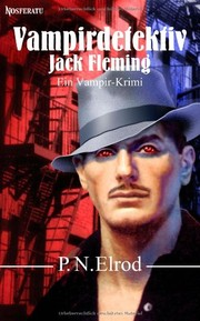 Cover of: Vampirdetektiv Jack Fleming.