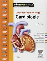 Cover of: L'indispensable En Stage de Cardiologie (Memo Stage Infirmier) (French Edition)
