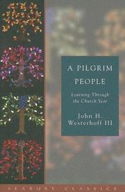 Cover of: A pilgrim people